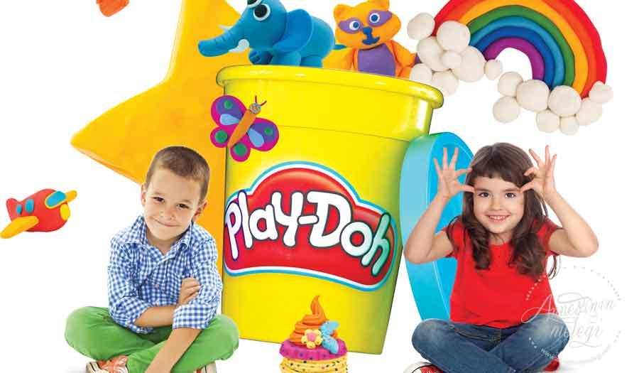 Play-Doh'nun geleneksel Hamurdan Hayaller Yarışması, bu yıl 14. kez düzenleniyor