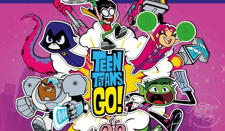 Teen Titans Go! Akbatı'da miniklerle buluşuyor