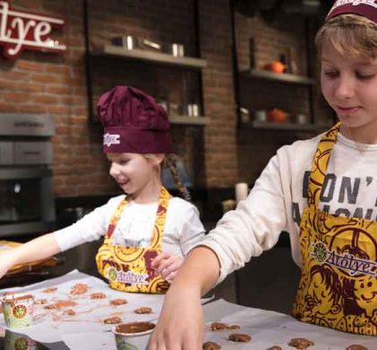 Kahve Dünyası'ndan Sömestr Sürprizi: Çocuklara Özel Çikolata Atölyesi!