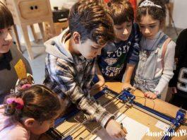 Art Maker Lab: Çocuklar İstanbul Modern'de sanat ve teknoloji ile buluşuyor!