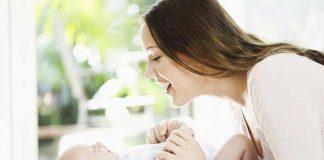 Bebeğin zeka gelişimi için beslenme ve pozitif etkileşim önemli
