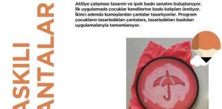 İstanbul Modern'de Yaz Sanat Atölyeleri: Baskılı Çantalar!