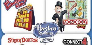 Tepe Nautilus, yaz tatiline veda eden çocuklar için okula dönüşü benzersiz bir eğlence ve deneyim ile keyifli hale getiriyor. Dünyayı kasıp kavuran Hasbro Gaming'in sevilen 4 oyunu Monopoly Junior, Connect 4, Bil Bakalım Kim? ve Süper Doktor 30 Ağustos-8 Eylül tarihleri arasında Tepe Nautilus'ta oyun sever miniklerle buluşuyor.