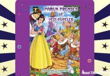24 Ağustos Cumartesi günü 'Pamuk Prenses ve Yedi Cüceler' isimli oyun çocuklar için sergilenecek. Eğlenceli tiyatro oyunu, 24 Ağustos Cumartesi günü