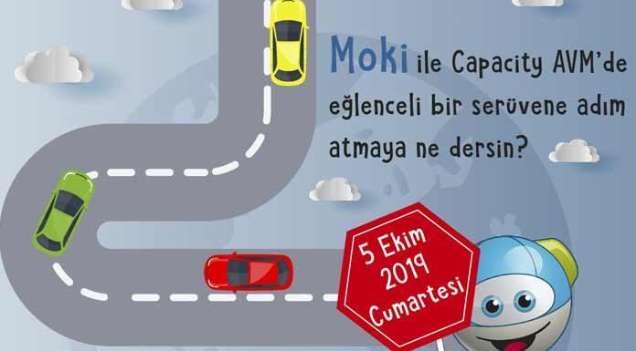 Capacity'de Mercedes-Benz Türk tarafından gerçekleştirilecek Çocuklara Özel Trafik Etkinliğini Kaçırmayın!