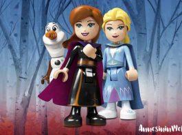 Maltepe Park, 20 Kasım'da vizyona girecek olan Karlar Ülkesi 2 filmini heyecanla bekleyen çocuklara LEGO® Disney Frozen 2 Etkinliği ile tatil eğlencesi yaşatacak.
