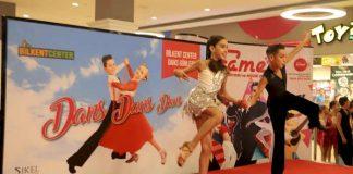 16 Kasım Cumartesi günü gerçekleşecek Bilkent Dans Günleri'nde Ankara'da yer alan dans okullarının öğrencileri performans sergileyecek.