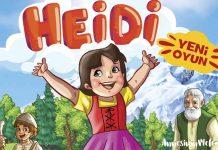Alp Dağları eteklerinde bir kulübede dedesi ile yaşayan Heidi'nin arkadaşlık ve doğa sevgisi dolu sıcak hikayesini çocuklarla buluşturan Eti Çocuk Tiyatrosu bu yıl 45 il ve ilçede gösteri yapmayı hedefliyor.