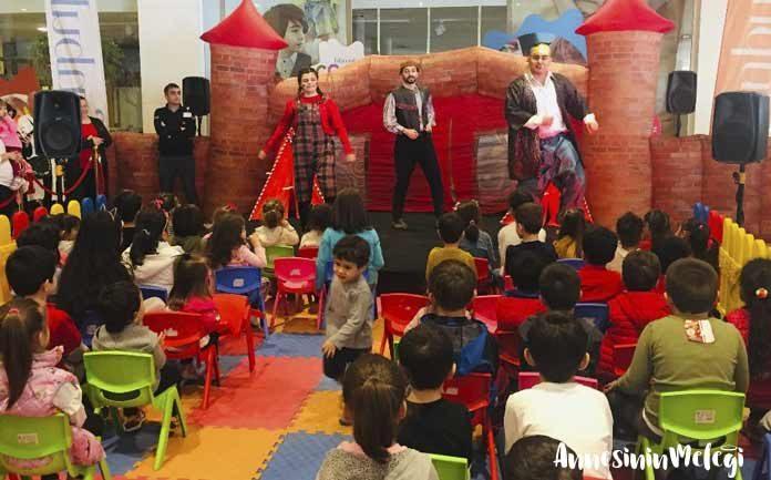 İsfanbul AVM, ilk ara tatilde minik misafirleri için hazırladığı birbirinden eğlenceli ve öğretici etkinliklerine devam ediyor.