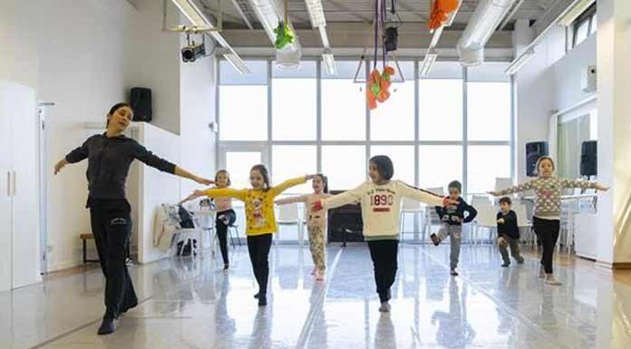 AkSanat Dans Atölyesi'nde Yetişkinlere ve Çocuklara Özel Dersler