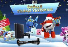 Cartoon Network Yılbaşı Yarışması