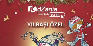 KidZania İstanbul Dijital'den yılbaşına özel ücretsiz atölye programı