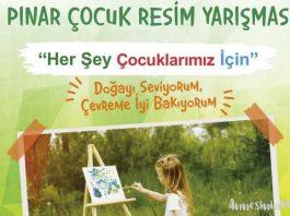 40. Pınar Çocuk Resim Yarışması Başvuruları Başladı