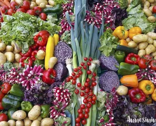 Daha uzun ve kaliteli yaşamak, bağışıklık sistemini güçlendirmek için öğünlerinizi sebze ve meyve ile zenginleştirin!